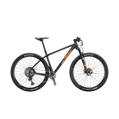 KTM MYROON PRIME MTB Hardtail 2020 | carbon satin (space orange glossy)