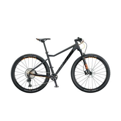 KTM ULTRA 1964 PRO MTB Hardtail 2020 | black matt (black+orange glossy)
