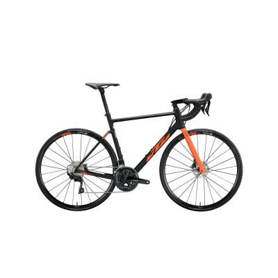 KTM REVELATOR ALTO ELITE Rennrad 2020 | black matt (orange)