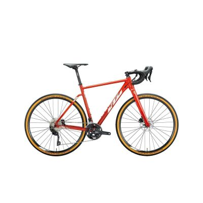 KTM X-STRADA 720 Gravelbike 2020 | faded red (white)