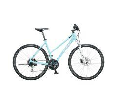 KTM LIFE TRACK D Crossrad 2020   aqua (moon+eveblue)