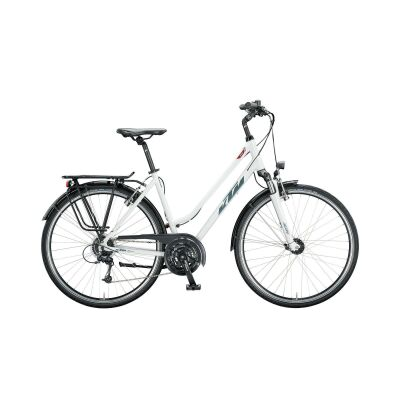 KTM LIFE TIME C Trekkingrad 2020 | moon (grey+indianred)