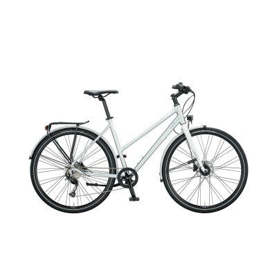 KTM OXFORD D Urban/City Bike 2020 | silver matt (white glossy)