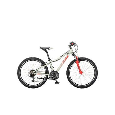 KTM WILD CROSS 24 31 Kinderrad 2020 | croc matt (red+black)