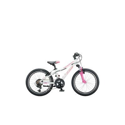 KTM WILD BEE 20 27 Kinderrad 2020 | white (rose+purple)