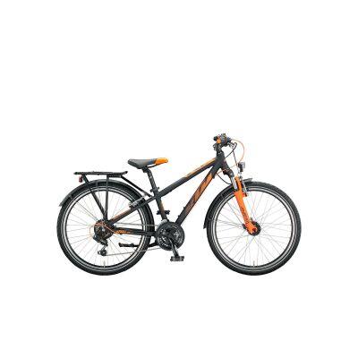 KTM WILD ONE 24 ATB 31 Kinderrad 2020 | black matt (orange)