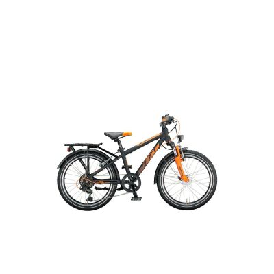 KTM WILD ONE 20 ATB 29 Kinderrad 2020 | black matt (orange)