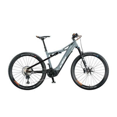 KTM MACINA CHACANA 291 E-Bike Fully 2020 | epicgrey matt (black+white)