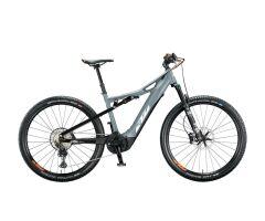 KTM MACINA CHACANA 291 E-Bike Fully 2020 | epicgrey matt...