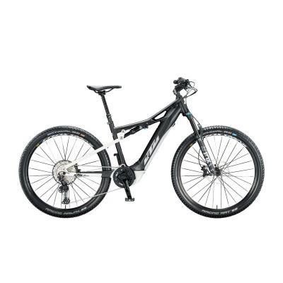 KTM MACINA CHACANA 292 E-Bike Fully 2020 | black matt (white)