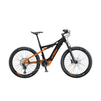 KTM MACINA LYCAN 271 E-Bike Fully 2020   black matt (orange)