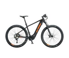 KTM MACINA TEAM 292 E-Bike Hardtail 2020 | black matt...