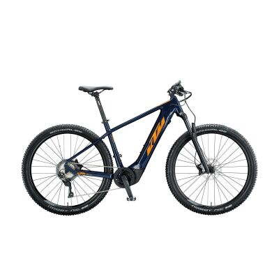 KTM MACINA TEAM 292 GLORY E-Bike Hardtail 2020 | eveblue (mandarin)