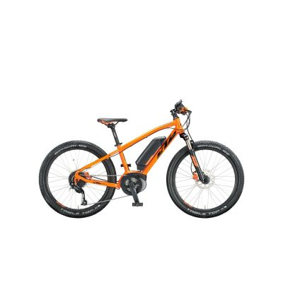 KTM MACINA MINI ME 241 E-Bike Kinder-Hardtail 2020 | space orange (black)