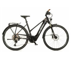KTM MACINA SPORT ABS D E-Bike Trekkingrad 2021   black...