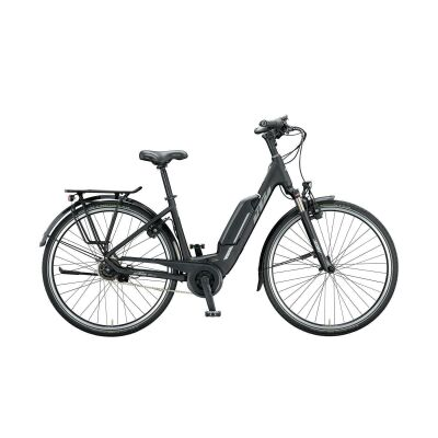 KTM MACINA CENTRAL 5 XL US E-Bike Damen Trekkingrad 2020 | black matt (grey)