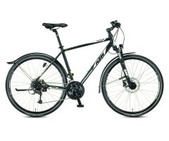 KTM AVENZA CROSS ST D Crossrad 2020 | black matt...