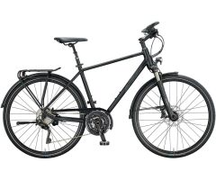 KTM TRENTINO LIGHT H Trekkingrad 2020 | black matt (grey...