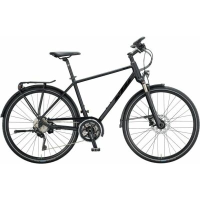 KTM MARANELLO LIGHT DISC D Trekkingrad 2020 | black matt (black glossy)