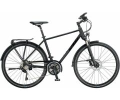 KTM MARANELLO LIGHT DISC D Trekkingrad 2020 | black matt...