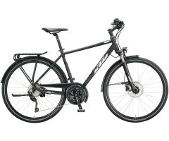 KTM VENETO LIGHT DISC H Trekkingrad 2020 | black matt...