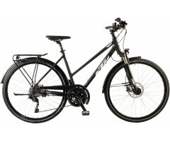 KTM VENETO LIGHT DISC D Trekkingrad 2020 | black matt...