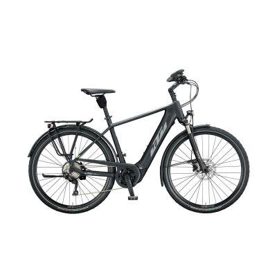 KTM CENTO 10 PLUS H E-Bike Trekkingrad 2020 | black matt (grey+green)