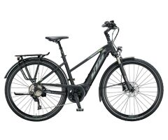 KTM CENTO 10 PLUS D E-Bike Trekkingrad 2020 | black matt...