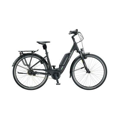 KTM CENTO 5 US E-Bike Trekkingrad 2020 | black matt (grey+green)