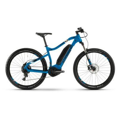 Haibike SDURO HardSeven 3.0 500Wh E-Bike 11-G NX 2020 | blau/weiß/schwarz