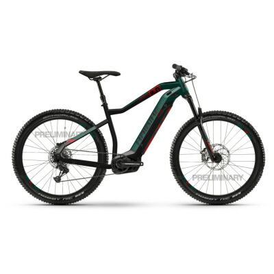 Haibike SDURO HardSeven 8.0 i500Wh E-Bike 12-G SX Eagle 2020 | schwarz/kingston/rot
