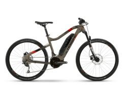 Haibike SDURO HardNine 4.0 500Wh E-Bike 20-G Deore 2020 |...