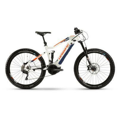 Haibike SDURO FullSeven LT 5.0 i500Wh E-Bike 20-G XT 2020 | weiß/schwarz/orange