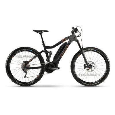 Haibike SDURO FullSeven LT 6.0 500Wh E-Bike 20-G XT 2020 | schwarz/grau/bronze
