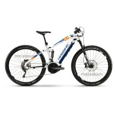 Haibike SDURO FullNine 5.0 i500Wh E-Bike 20-G XT 2020 | weiß/orange/blau