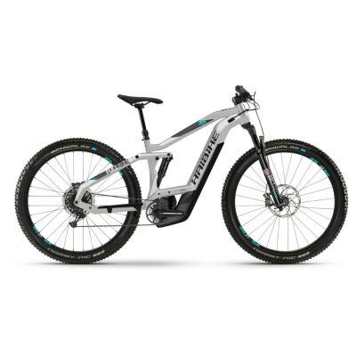 Haibike SDURO FullNine 7.0 i625Wh E-Bike 12-G SX 2020 | schwarz/grau/türkis