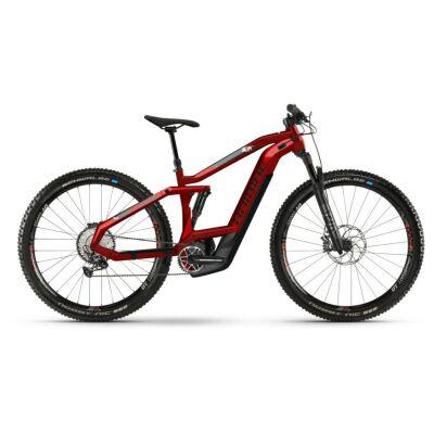 Haibike SDURO FullNine 8.0 i625Wh E-Bike 12-G XT 2020 | rot/schwarz/grau