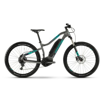 Haibike SDURO HardSeven Life 3.0 500Wh E-Bike 11-G NX 2020 | titan/türkis/blau