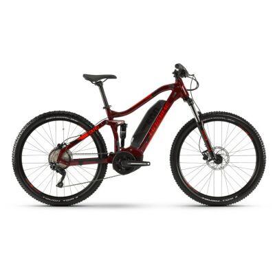 Haibike SDURO FullSeven Life 1.0 500Wh E-Bike 10-G De 2020 | tuscan/schwarz/rot