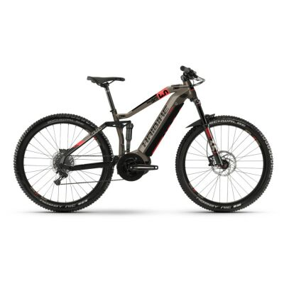 Haibike SDURO FullSeven Lf. LT 4.0 i500Wh E-Bike 12G SX 2020 | sand/coral/schwarz