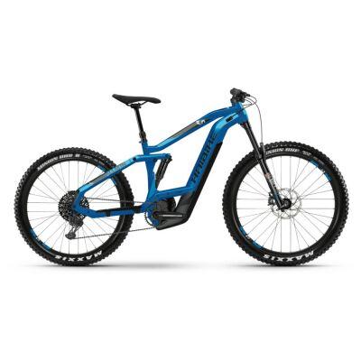 Haibike XDURO AllMtn 3.0 i625Wh E-Bike 12-G SX 2020   blau/schwarz/grau