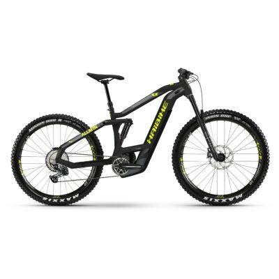 Haibike XDURO AllMtn 3.5 i625Wh E-Bike 12-G SLX 2020   schwarz/schwarz/lime