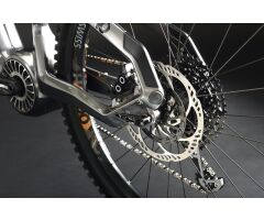 Haibike XDURO AllTrail 6.0 i630Wh Flyon E-Bike 12-G GX Eagle 2021   carbon/titan/bronze
