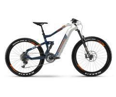 Haibike XDURO AllMtn 5.0 i630Wh Flyon E-Bike 11-G NX 2021...