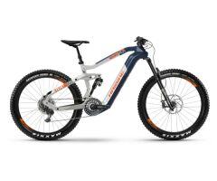 Haibike XDURO Nduro 5.0 i630Wh Flyon E-Bike 11-G NX 2021...