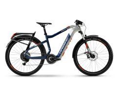 Haibike XDURO Adventr 5.0 i630Wh Flyon E-Bike 11-G NX...