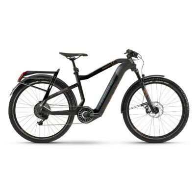 Haibike XDURO Adventr 6.0 i630Wh Flyon E-Bike 11-G XT 2021 | carbon/titan/bronze