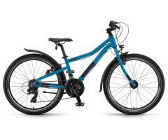 Winora rage 24 21-G Tourney 2021 | blau