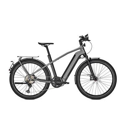 KALKHOFF ENDEAVOUR 7.B EXCITE 45 Diamond E-Trekking Bike 2021 | magicblack/jetgrey matt