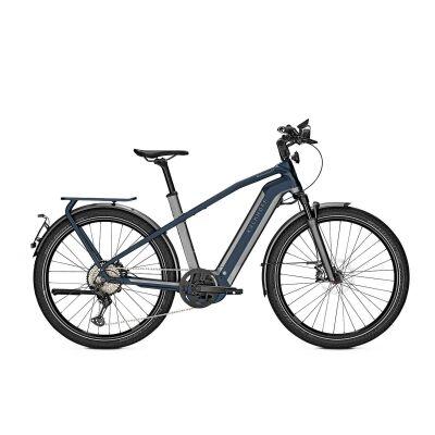 KALKHOFF ENDEAVOUR 7.B EXCITE 45 Diamond E-Trekking Bike 2021 | jetgrey/sydneyblue matt